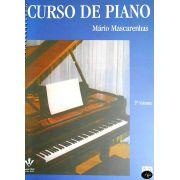 Método Curso de Piano Vol. 2