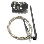 Captador Black Bug de Rastilho para Violão linha Pro
