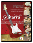 DVD Aprenda Guitarra Básico