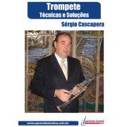 DVD Trompete Sérgio Cascapera