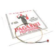 Corda Paganini Violino Nº4 Sol