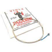 Corda Paganini Viola de Arco Nº3 Sol