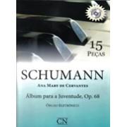 Método Schumann Órgão Eletrônico - 15 Peças Op.68 C/CD