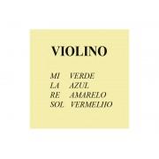 Encordoamento Mauro Calixto Violino