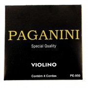 Encordoamento Paganini Violino