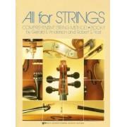 Método All For Strings Violoncelo Vol.1