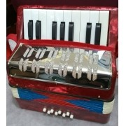 Acordeon Infantil Stewart 8 Baixos - Musical Perin