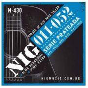 Encordoamento NIG N-430 Violão