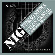 Encordoamento NIG N-475 Violão