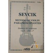 Método Sevcik Op 6 Libro 1 - Violino