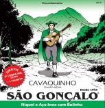 Encordoamento São Gonçalo Cavaquinho - Musical Perin