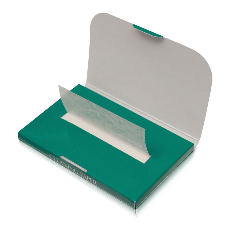 Papel Yamaha Absorvente para Limpeza de Sapatilhas c/ 100 Folhas - Musical Perin
