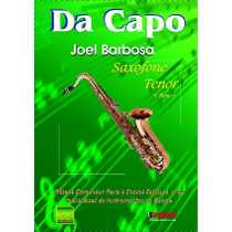 Método Da Capo Sax Tenor - Musical Perin