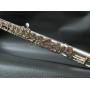 Flauta Transversal Dolphin Niquelada - Musical Perin