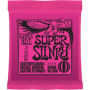 Encordoamento Ernie Ball Super Slinky Guitarra 09 - Musical Perin
