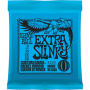 Encordoamento Ernie Ball Extra Slinky Guitarra 08 - Musical Perin
