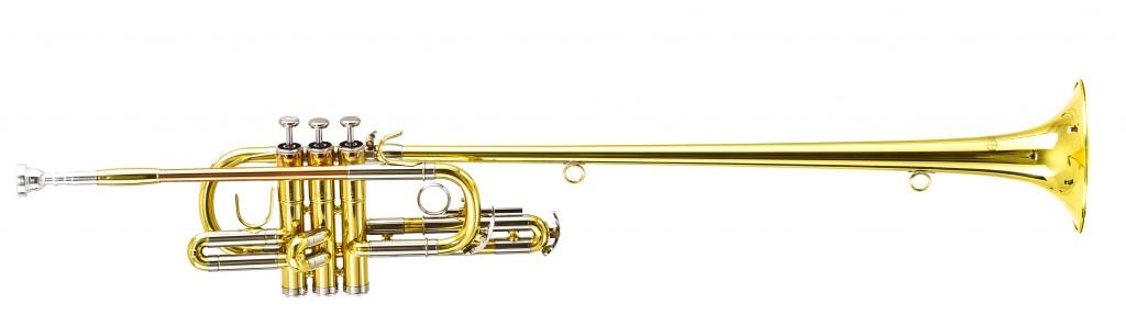 Trompete Triunfal Hoyden HTT 25L - Musical Perin