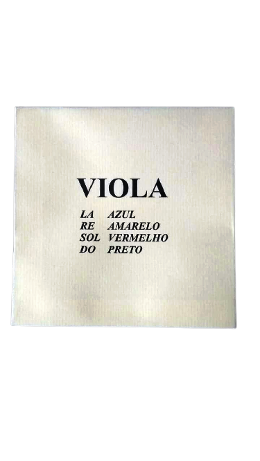 Encordoamento Mauro Calixto Viola  - Musical Perin