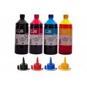 Kit Refil de Tinta Canon G1100 G2100 G3100 G4100  (4x1000ml)