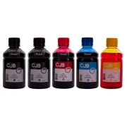 Kit de Tinta HP GT 5822 HP116 HP 412 (5x250ml)