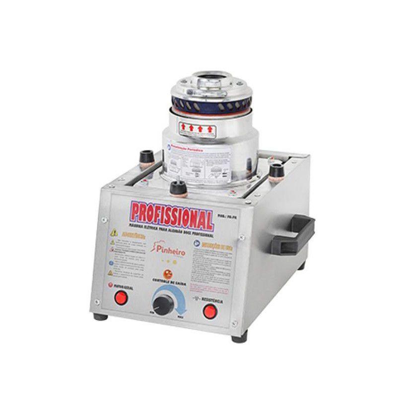 Máquina de algodão doce Profissional com a bacia medindo 50 cm de diametro Modelo 5011