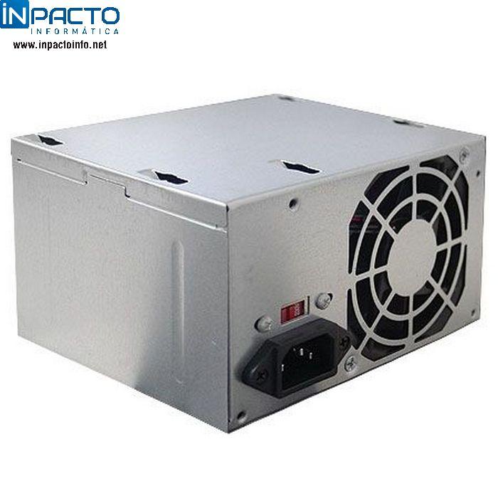 FONTE ATX PCTOP 20+4P 200W FPA200S - In-Pacto Informática