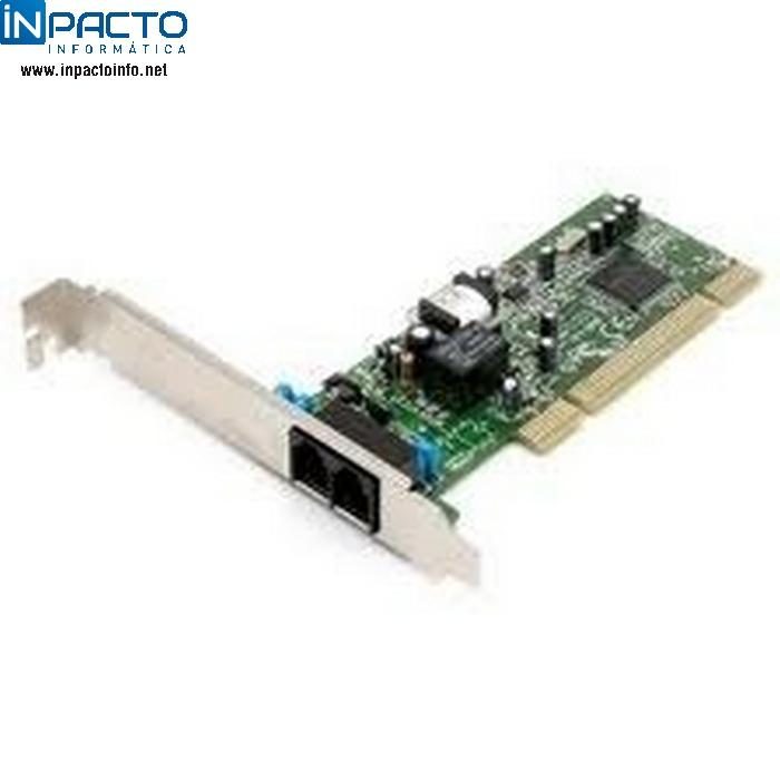 FAX/MODEM PCI 56K TRELLIS SFM56P - In-Pacto Informática