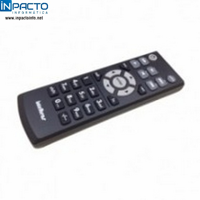 CONTROLE P/ DVR STAND ALONE - In-Pacto Informática