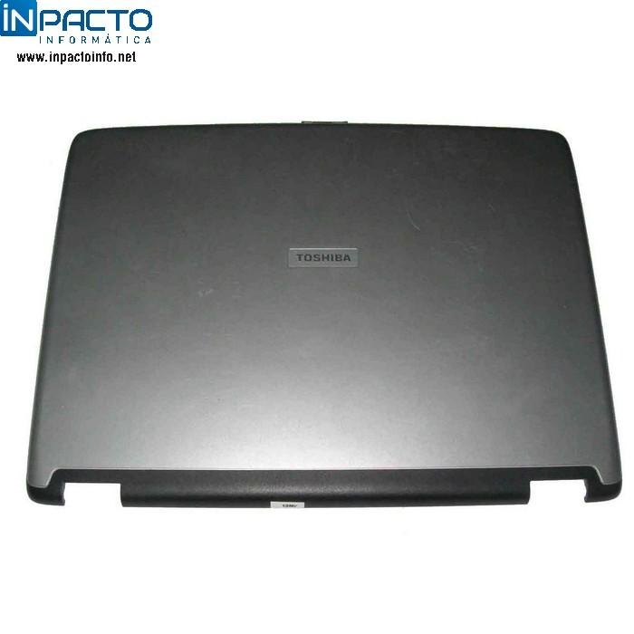 CARCAÇA TAMPA LCD  TOSHIBA M30X M35X