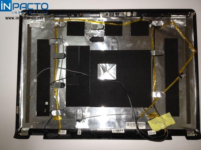 CARCAÇA TAMPA LCD  HP DV6000