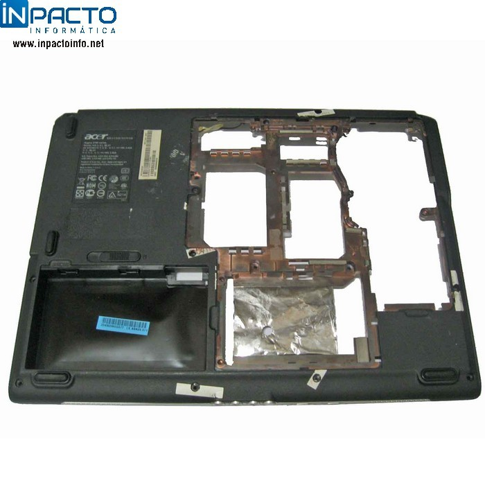CARCAÇA BASE INFERIOR  ACER 3100 - In-Pacto Informática