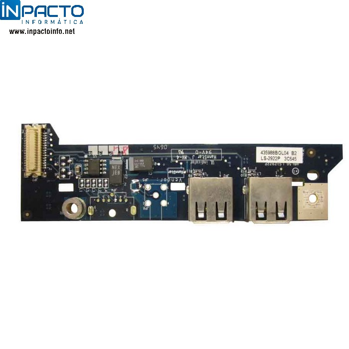 PLACA CONTROLADORA USB  ACER 3100 - In-Pacto Informática