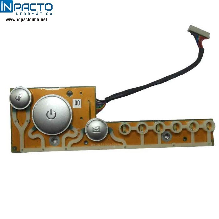 PLACA POWER BUTTON ECS G733 - In-Pacto Informática