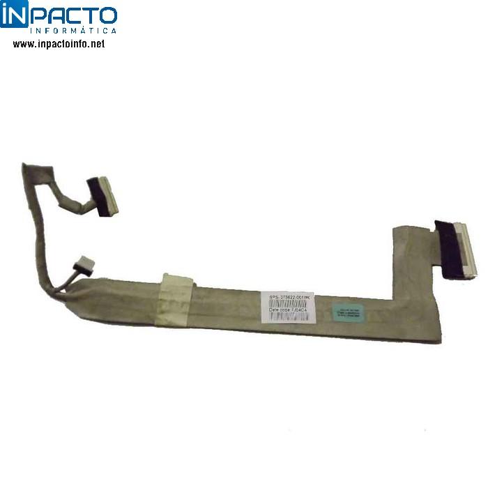 CABO FLAT LCD HP ZV5000 ZV6000 - In-Pacto Informática