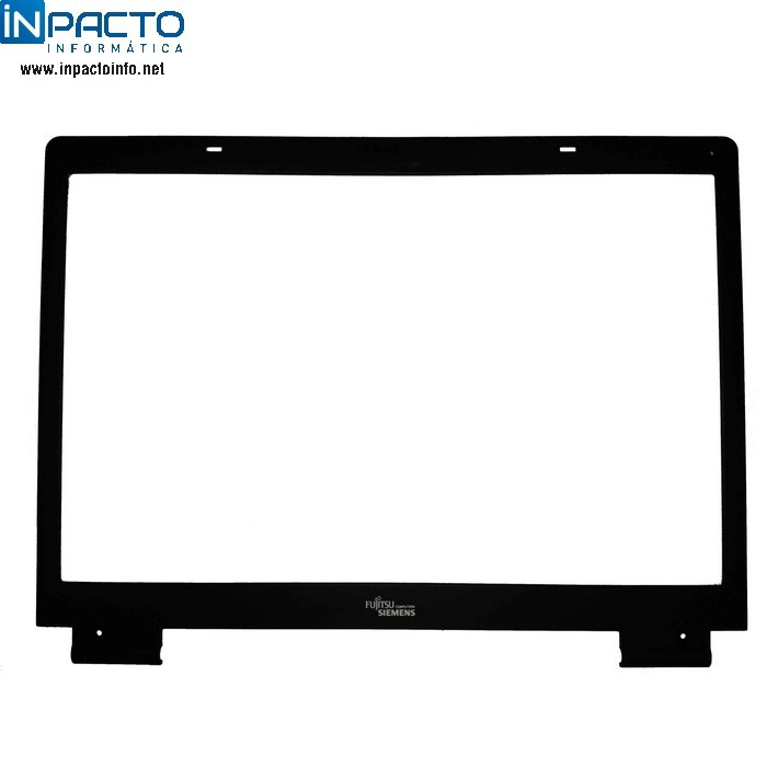 CARCAÇA MOLDURA LCD  FUJITSU SIEMENS A1640 - In-Pacto Informática