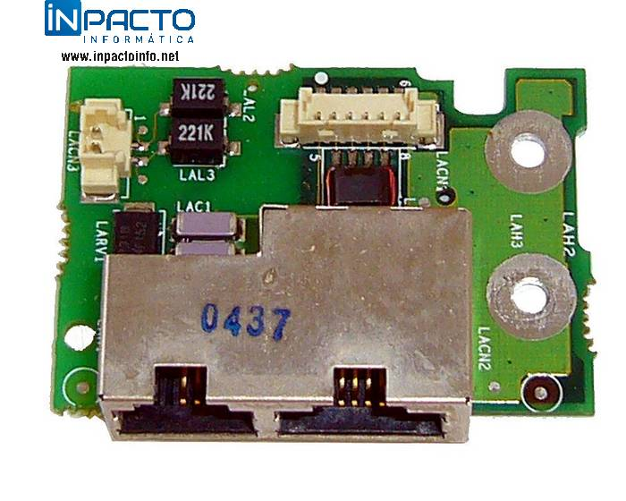 MODEM  AVERATEC SÉRIE 6100 - In-Pacto Informática