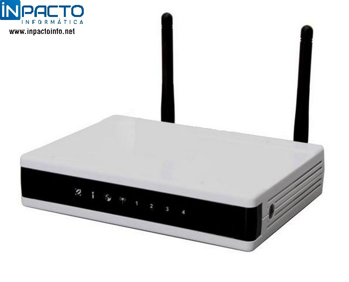 WIRELESS ROUTER ENCORE ENHWI-N2 300MBPS - In-Pacto Informática