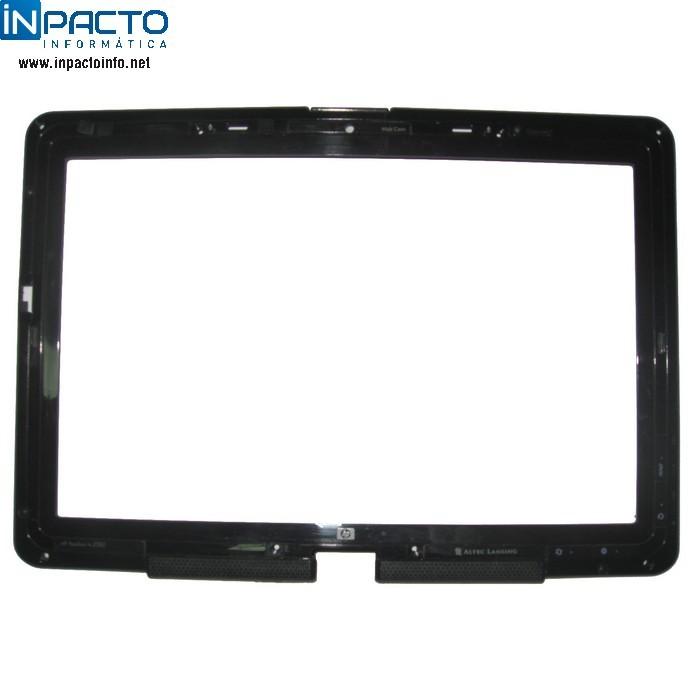 CARCAÇA MOLDURA LCD TX2000  - In-Pacto Informática