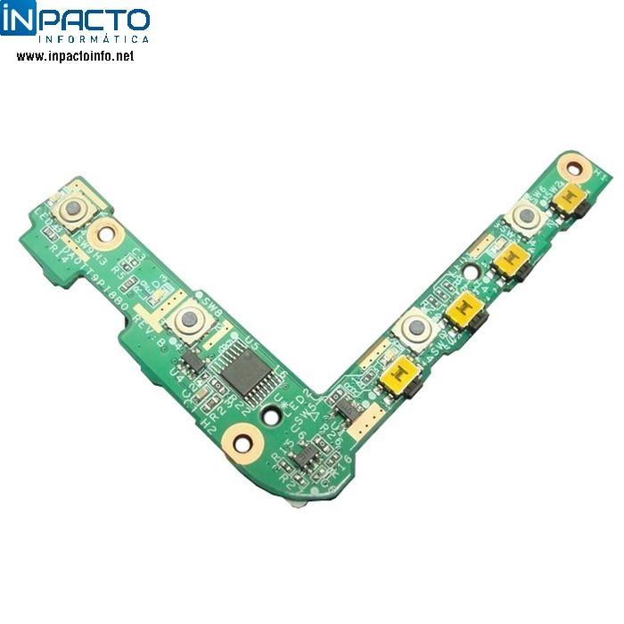 PLACA PAINEL MULTIMIDIA HP TX1000/2000 - In-Pacto Informática