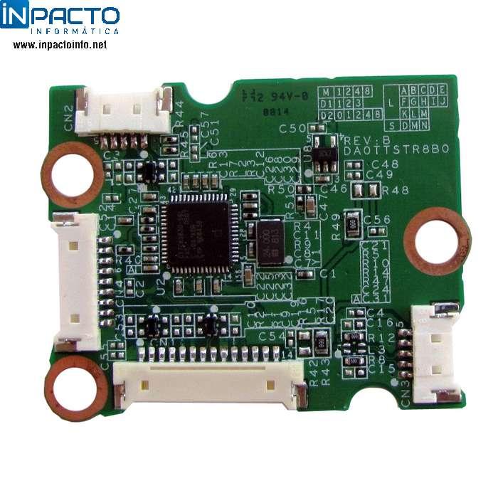 PLACA CONTROLADORA WEBCAM  HP TX2000 - In-Pacto Informática