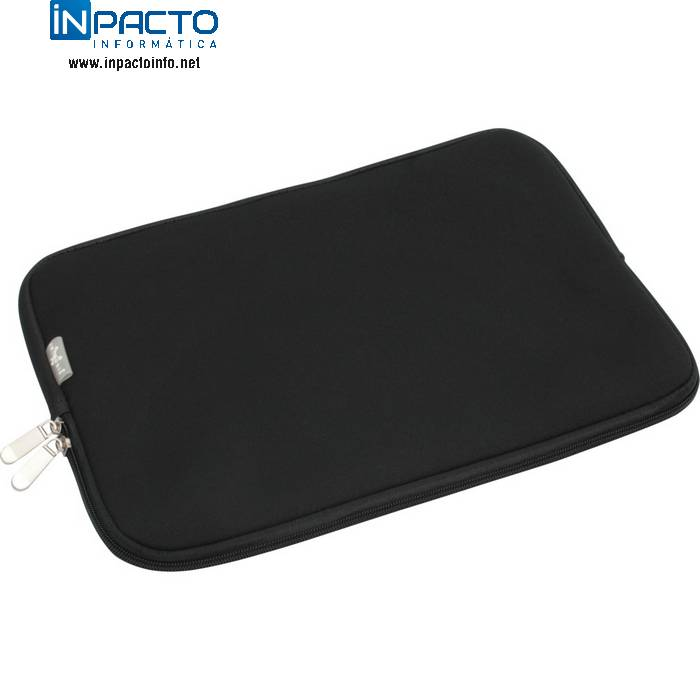 CASE INTEGRIS P/ NOTEBOOK DE 10' PRETO - In-Pacto Informática