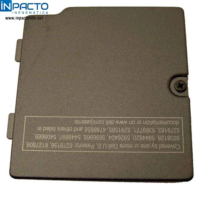 CARCAÇA TAMPA WIRELESS DELL  D505 D510 - In-Pacto Informática