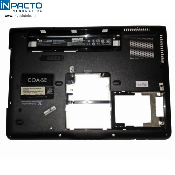CARCAÇA BASE INFERIOR HP DV6000  - In-Pacto Informática