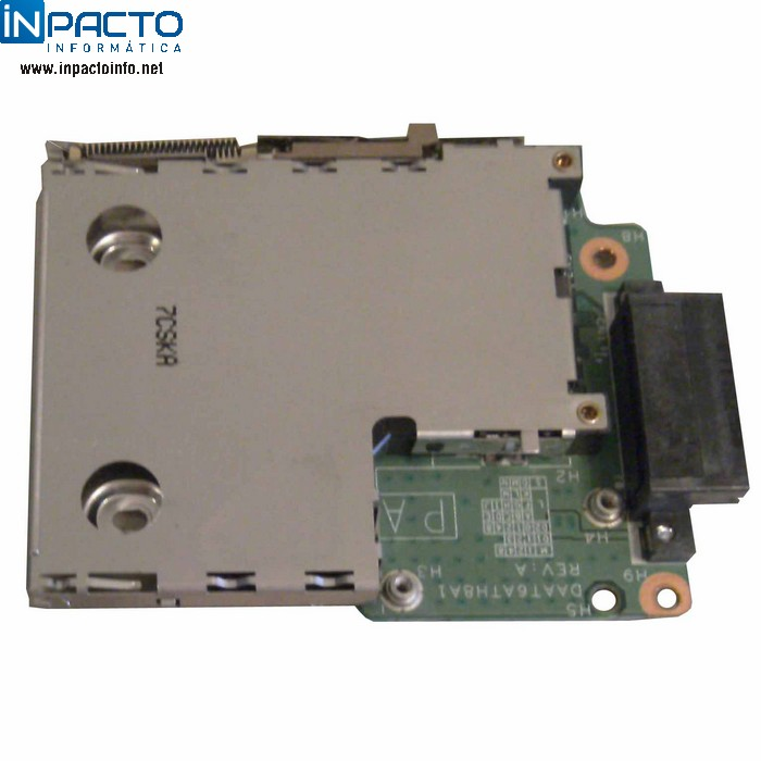 PLACA PCMCIA  HP DV6000 - In-Pacto Informática