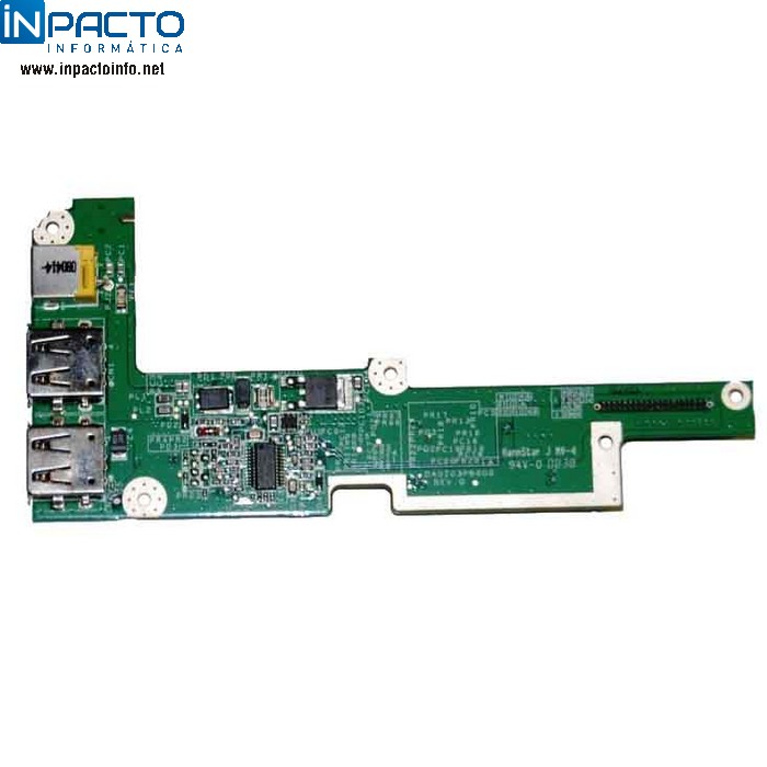 PLACA USB + POWER DC ACER 4520 - In-Pacto Informática