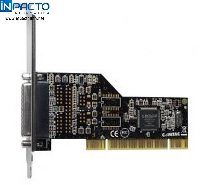 PLACA  PCI 1PARALELA - In-Pacto Informática