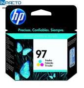 CARTUCHO HP 97 COLOR ORIGINAL
