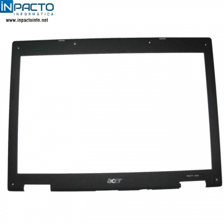 CARCAÇA MOLDURA LCD ACER 3050
