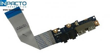 PLACA  AUDIO E USB ACER ONE 722