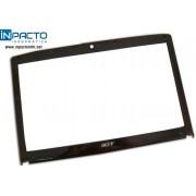 CARCAÇA MOLDURA LCD ACER ASPIRE 4540 PRETO
